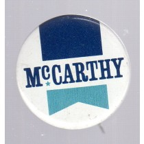 Eugene McCarthy's 1968 Primary Run Against LBJ and RFK