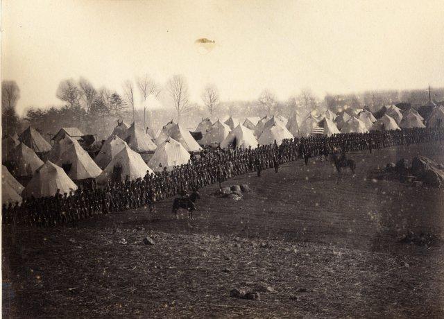 "History of a History: Ken Burn's ""The Civil War"""