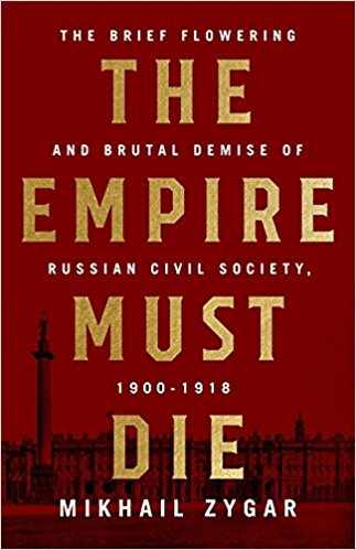 Russia Then and Now – 1917, History, Current Politics, Putin and More – Interview with Mikhail Zygar