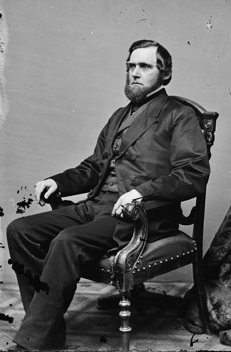 More about Emerson Etheridge and the 1863 Conspiracy