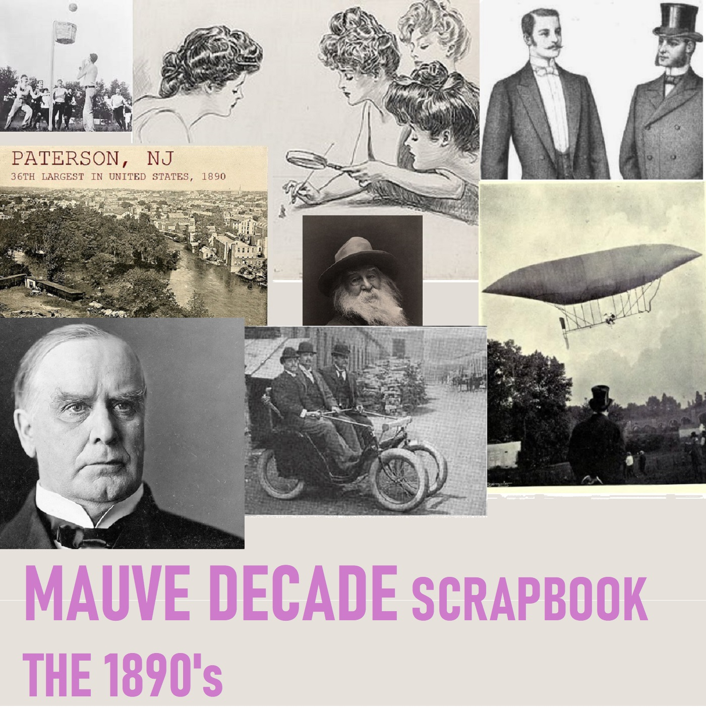 Mauve Decade: An 1890's Scrapbook