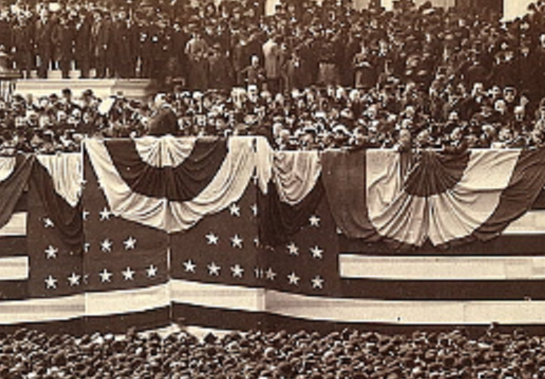 Grover Cleveland's First Inaugural